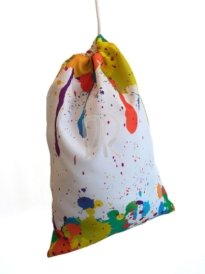 Basic Bag | Polseres de tela, tote bag, cintes per a scrap